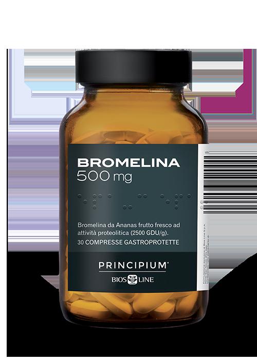 Principium Bromelina 500 mg