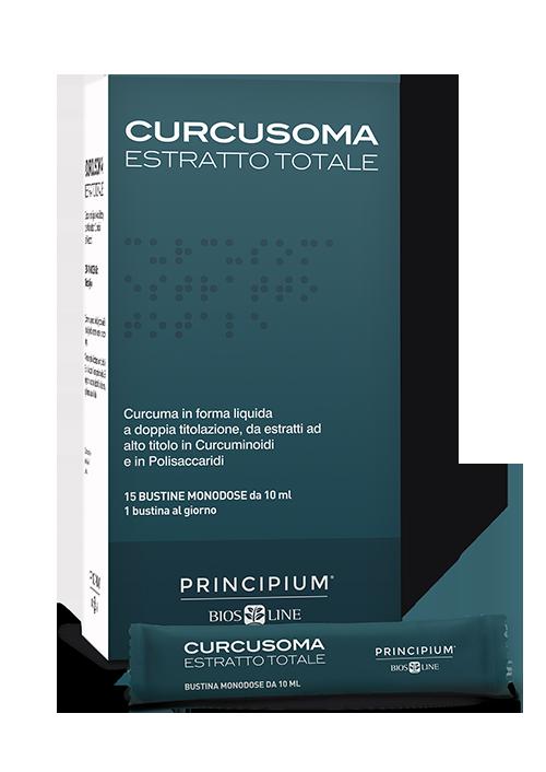 Principium Curcusoma Estratto Totale